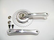 Crank Set, Cranks, 1 Sprocket 38Z Thun NEW! Sachs Hercules and Other