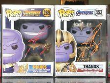 Josh Brolin Signed Thanos Avengers Infinity War End Game Funko Pop PSA/DNA COA