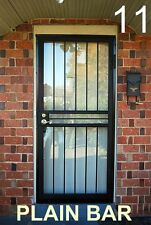 Replacement Glass For Old Wrought Iron Security Doors & ore