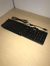 DELL ODJ331 Slim Design USB Keyboard. NIB
