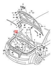 Genuine Seal For Water Box AUDI SEAT A4 Avant Quattro S4 Cabrio Rs4 8E0823723B