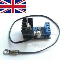 DC 12V Automatic PC Case CPU Fan Temperature Control Speed Controller Governor