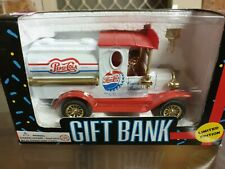 Collectible: Die-Cast Metal Limited Edition Pepsi-Cola Gift Bank