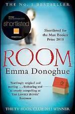 Room, Emma Donoghue, New
