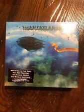 Transatlantic-More Never is Enough-Live in Manchester 2DVDs- 3CDs BOX SET SEALED