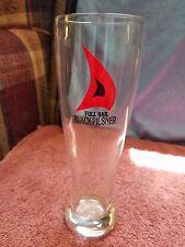 FULL SAIL BLACKPILSNER GLASS ~~ FREE SHIPPING!!