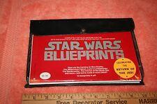 1977 (C) Star Wars Blueprints missing blueprint 1 out of 15