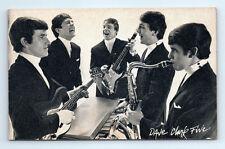 1960's DAVE CLARK FIVE Vintage BILLBOARD MUSIC Exhibit Arcade VENDING CARD