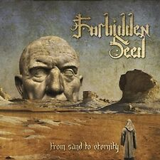 Forbidden Seed - From Sand to Eternity [New CD] UK - Import
