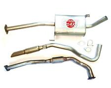 fits: NISSAN TERRANO II 2.7TD LWB 10/1999-2006 **COMPLETE EXHAUST & GASKETS**