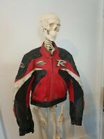 RST Cowhide Leather Armoured Motorbike Jacket UK 40 Bike