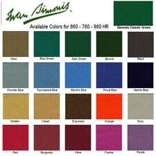 Simonis 860 Cloth 7' Pool Table Free Shipping Pick Your Color