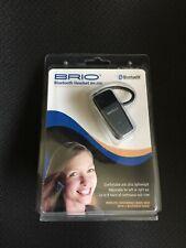 BRIO BH-200 Black/Gray Ear-Hook Headsets BRAND NEW ships FREE!