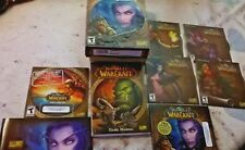World of WarCraft  Blizzard (2004, Windows 98/Me/2000 or  XP Macintosh)
