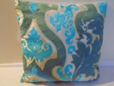 Designers Guild Velvet Cabriole - Turquoise Cushion Cover
