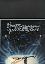 HELLBANGERS - metal forces LP various artists