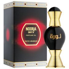 Noora Onyx Concentrated Perfume Oil/Attar by Swiss Arabian - 20ml