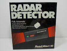 Road Alert 10 Fully Automatic Radar Detector