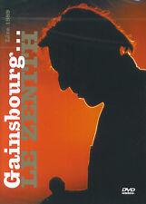 Serge Gainsbourg ... Le Zénith : Live 1989 (2 DVD)