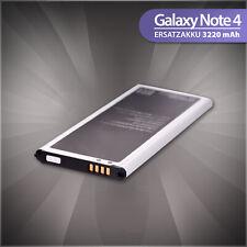 Ersatzakku für Original Samsung Galaxy Note 4 SM-N910F Batterie Accu EB-BN910BBE