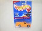 Hot Wheels 1996 Splatter Paint Series Rescue Ranger #408