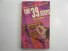 The 39 Steps, John Buchan, Popular Library Paperback, 13th, 1970s?