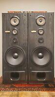 Pioneer CS-N775 4-Way 4-Speaker System Black Excellent Condition WORKS 150 Watts