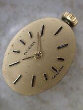 Vintage Juvenia Watch Movement 4 Service Lot#103