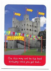 Happy Birthday Funny Pun Joke Greetings Card For Him/Her/Friend by Cards For You