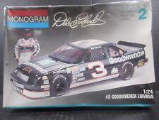 Monogram Goodwrench Lumina #3 Dale Earnhardt Stock Car Model Kit #2927