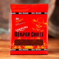 Carolina Reaper Chilli Powder - Worlds Hottest Chilli Powder - 100% Reaper 50g