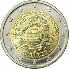 Germany / Deutschland - 2 Euro 10th Anniversary of Introduction of Euro Coins