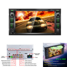 "7"" Car Stereo Radio CD/DVD Player FM AUX-in USB TF card Head Unit For Toyota"
