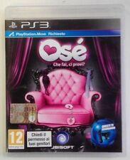 OSE' Che fai, ci provi? - PS3 - Playstation 3