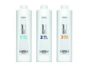 Loreal Professionnel Oxydant  Cream  Developer 6% 9% 12% 1000ml(FREE 48 TRACKED)