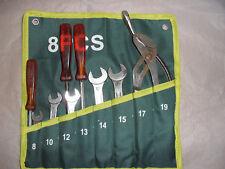 Herramientas de automóvil Renault kit de herramientas 10 Piezas En Lona Herramienta Rollo