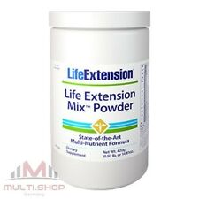 Life Extension MIX POWDER 420g Mix Pulver Top Multvitamin & Mineralien Complex