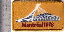 Olympics Canada Olympic Stadium, Montreal Summer Olympics 1976, Quebec. Canada