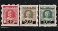 3 Vatican City 1934 Provvisoria Airmail MNH Gummed Reproduction Stamp sv