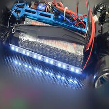 24 leds Chassis Light Aluminum LED Strip 6V for 1/10 1/8 RC Car Crawler Buggy I