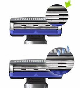 EasyFit Gillette Mach 3 Turbo Power compatible Razor Blades 4 5 8 10 12 15 pack