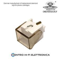 Puntina di ricambio giradischi Ortofon N15 - D10 - D15 - D20