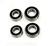 4 Trailer Wheel Bearings for Erde 100,101,102,107,120,122,132 etc