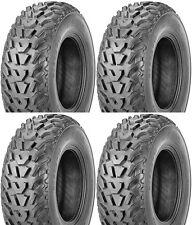 Four 4 Kenda Pathfinder ATV Tires Set 2 Front 23x8-11 & 2 Rear 24x9-11 K530