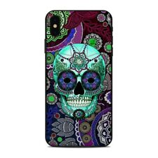 iPhone XS Max Skin - Sugar Skull Sombrero by Fusion Idol - Sticker Decal