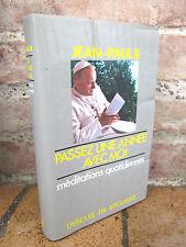 Jean-Paul II: passez une année avec moi, méditations quotidiennes 1984 Poche