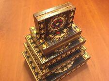 Nest of Boxes (magic trick)