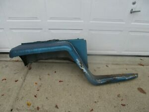 Vintage Willys Overland Truck Wagon Left Driver Fender Will Ship