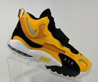 Nike Air Max Speed Turf Steelers Yellow White Black Sneakers BV1165-700