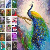 5D Full Drill Diamond Painting Animal Magic Embroidery Cross Stitch Crafts Kit